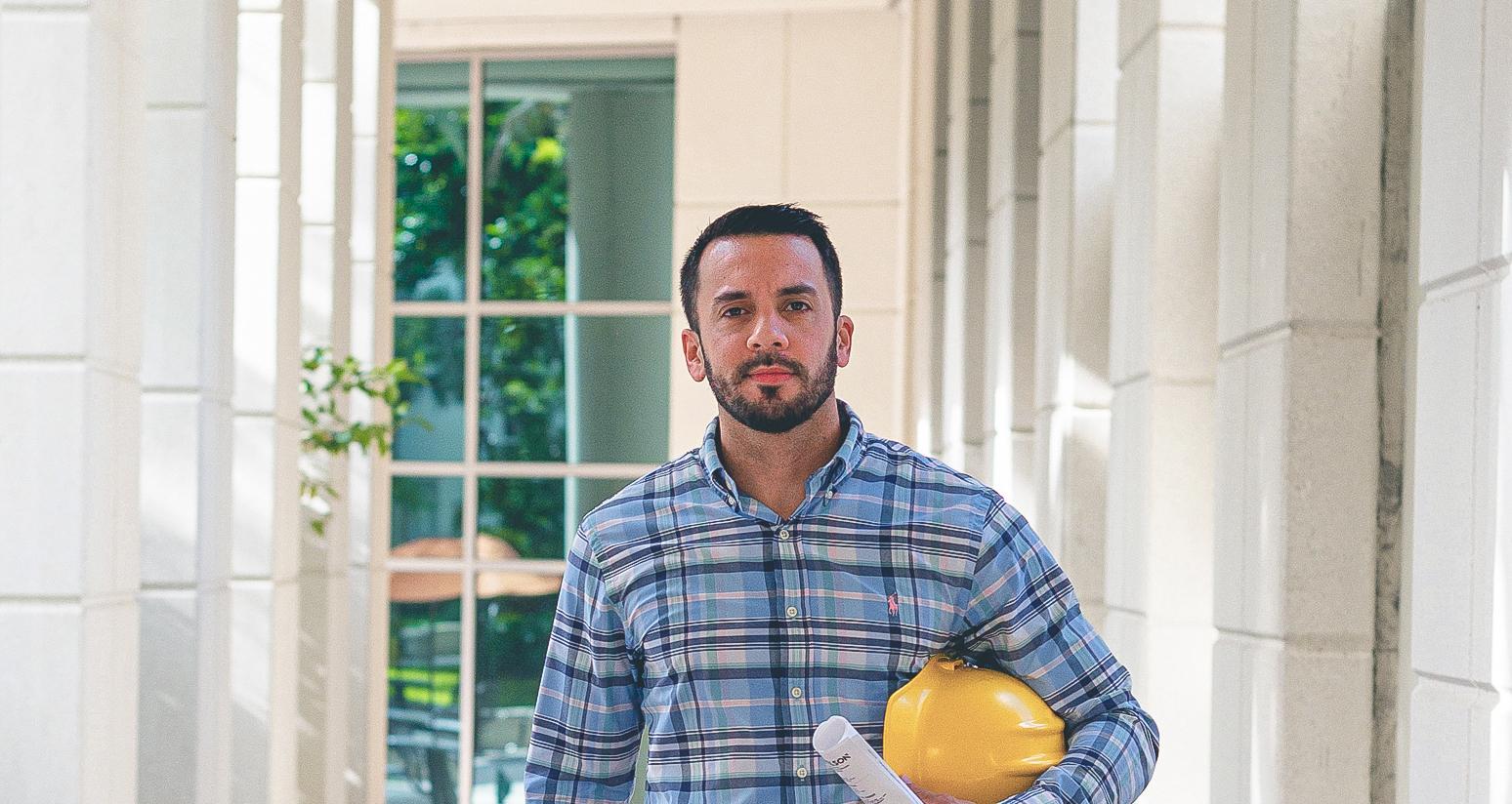 Alejandro - HVAC engineer from Miami
