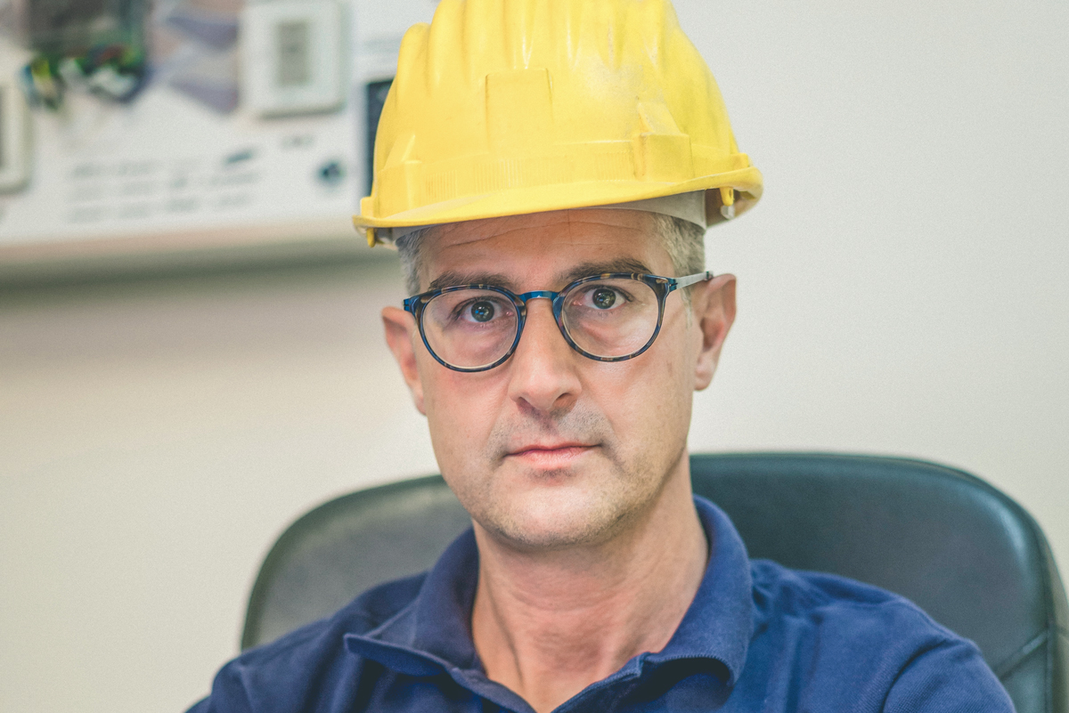 Alessandro turned coincidence into an HVAC way of life
