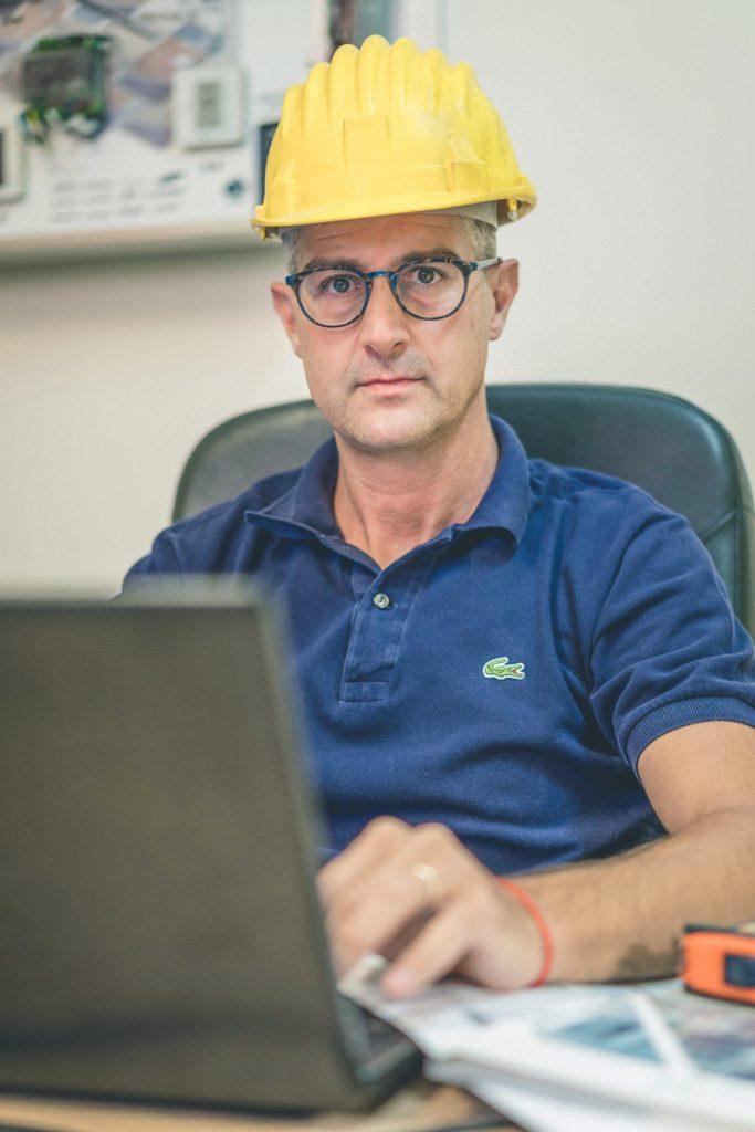 Alessandro Lombardi. HVAC company manager in Milan, Italy.
