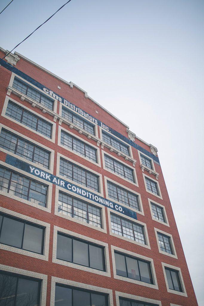 Picture of CFM Distributors company building.